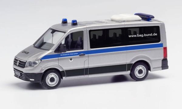 VW Crafter Bus Flachdach, BAG