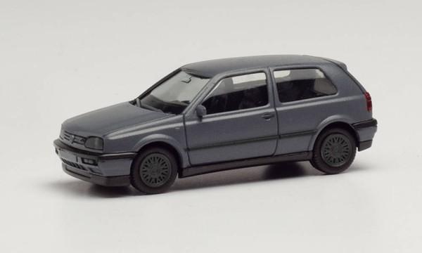 VW Golf III VR6 nardograu, Felgen grau