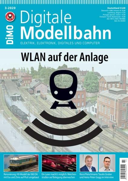 Digitale Modellbahn: WLAN auf der Anlage