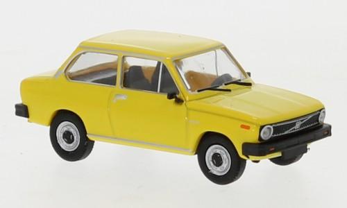 Volvo 66, gelb, 1975