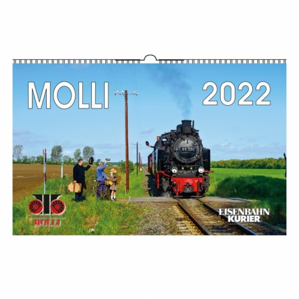 Molli-Kalender 2022
