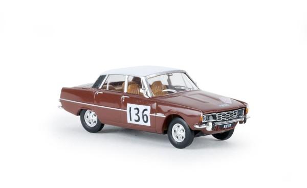 """Rover P6 """"Rallye Monte Carlo 1965"""""""