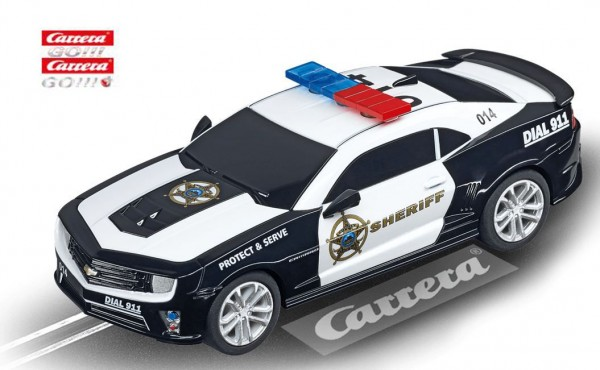 2015 Chevrolet Camaro ZL1, Sheriff