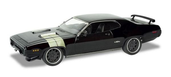 1:24-Doms 71 Plymouth GTX