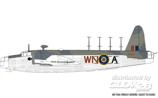 1:72-Vickers Wellington Mk.VIII