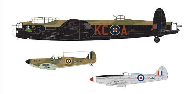 1/72-Battle of Britain Memorial Flight