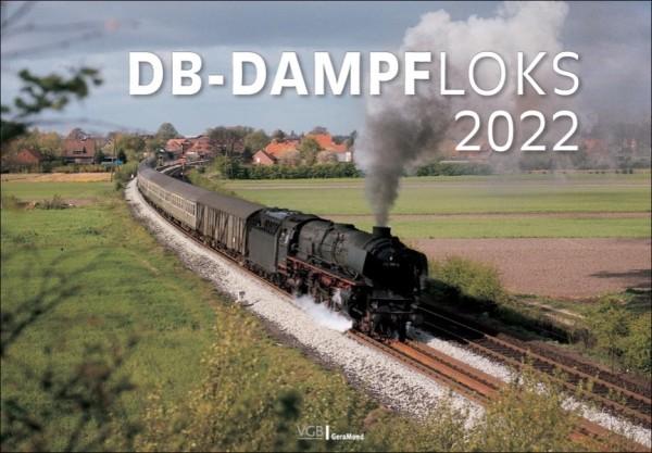 DB-Dampfloks 2022