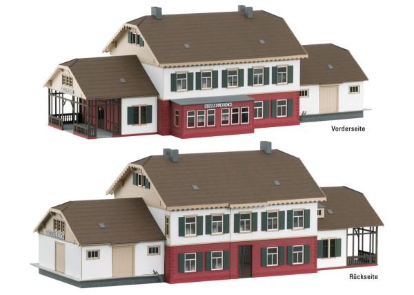 N-Bausatz Bahnhof Himmelreich