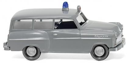 Krankenwagen - Opel Olympia