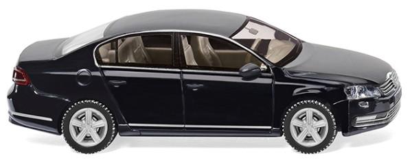 VW Passat B7 Limousine - schwarz