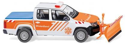 Winterdienst - VW Amarok