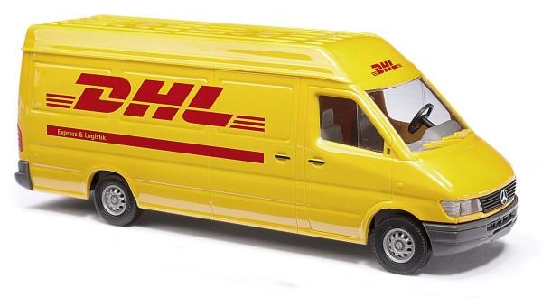 "mercedes sprinter ""dhl"" | 1:87 | busch | modellautos | modellbahn"