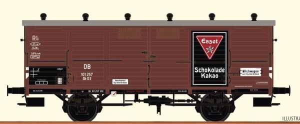 H0-Güterwagen-Gh03, Eszet DB, Ep.III