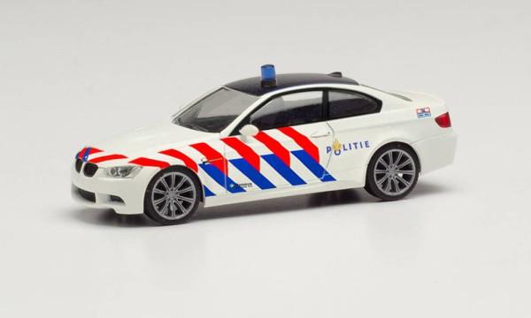 BMW M 3 (E92), Politie Niederlande