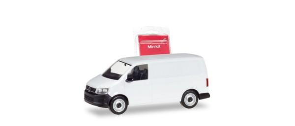 MiniKit: VW T6 Kasten, weiß