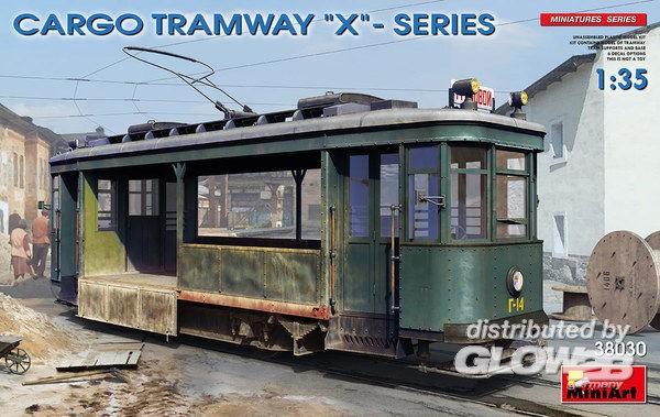 1:35-Cargo Tramway X-Series