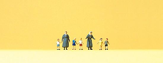 Z-Diakonissen mit Kinder