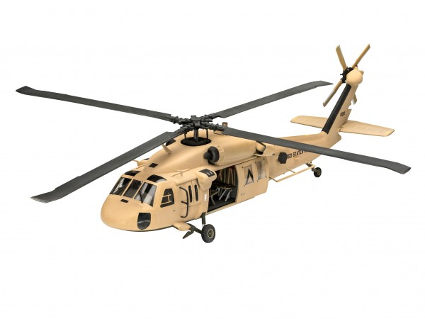 1:72-UH-60 Transport Helicopter