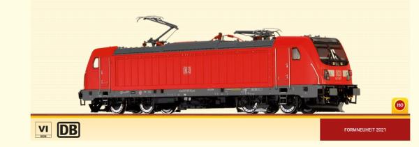 H0-DC-E-Lok BR 147, DB AG, Ep.VI, BASIC+