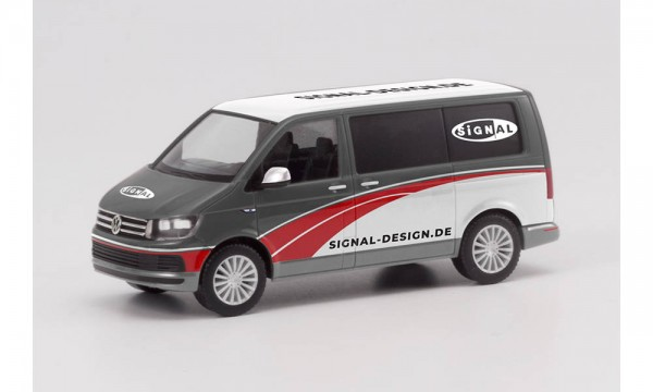 VW T6 Bus, Signal Design