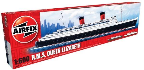 Airfix:1:600-RMS Queen Elizabeth 1