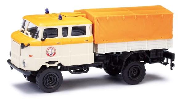IFA W50 TLF, Tanklöschfahrzeug, Pritsche