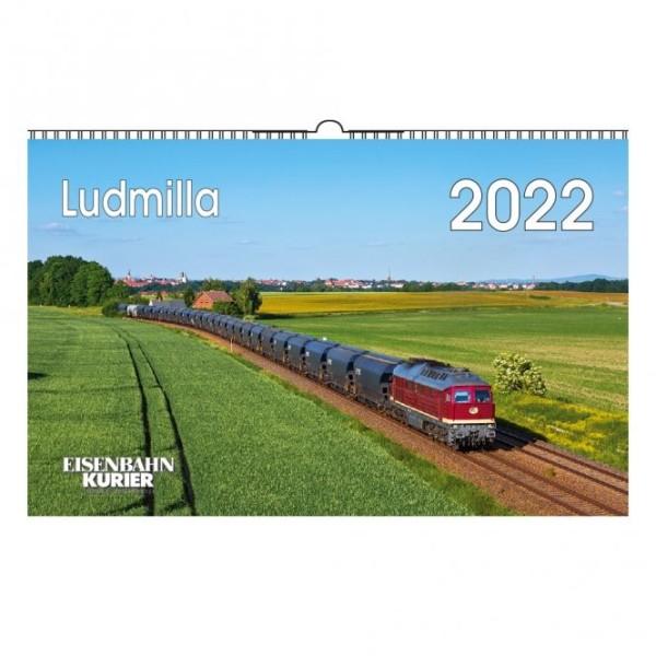 Ludmilla - Kalender 2022