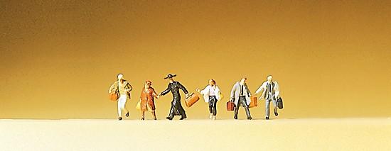 Z-Laufende Reisende