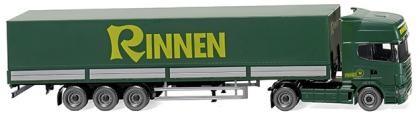 Pritschensattelzug,Scania R420 Topline