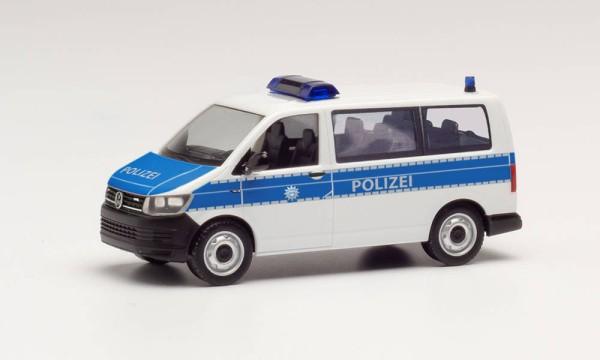 VW T6 Bus, Bundespolizei