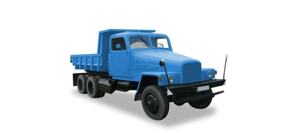 IFA G 5 Muldenkipper, blau