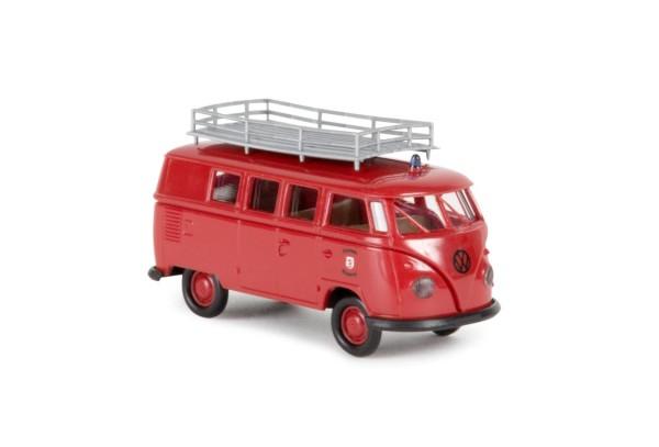 """VW Kombi T1b """"Feuerwehr Wuppertal"""""""