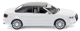 Audi A4 geschl. ibisweiss