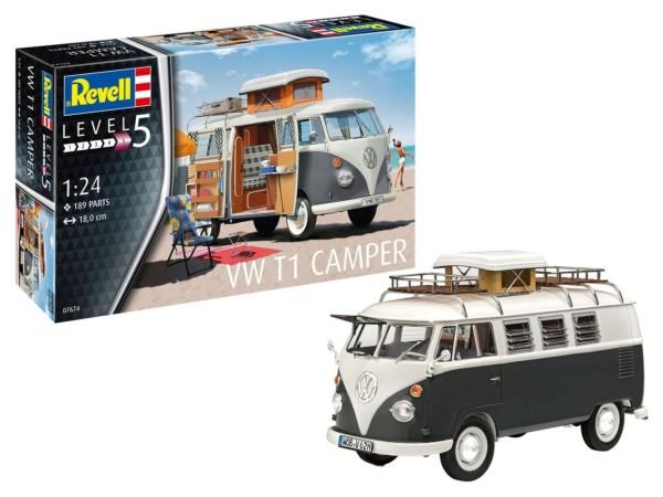 1:24-VW T1 Camper