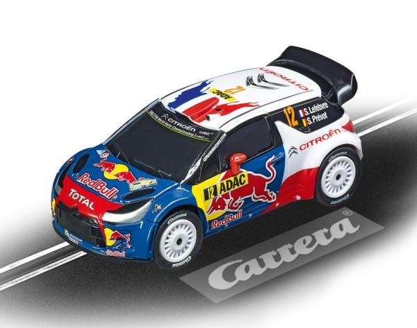Citroën DS3 WRC, Citroën WRT,St.Lefebvre
