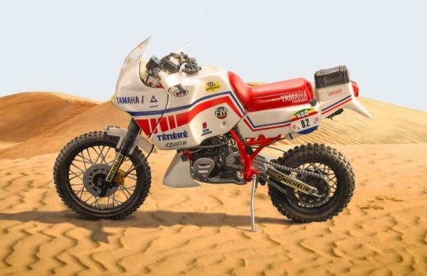 1:9 Yamaha Tenerè 660 cc 1986