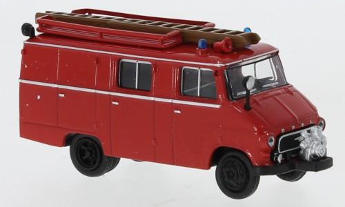 Opel Blitz LF 8, rot/schwarz, 1959