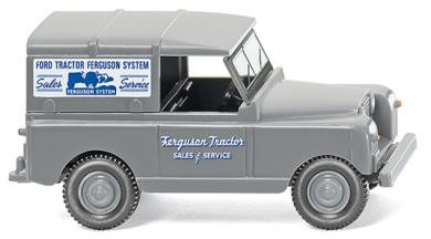 Land Rover Ferguson Tractor