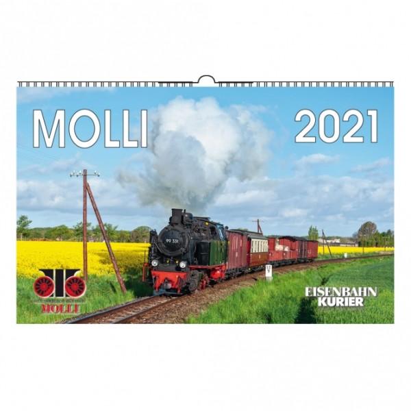 Molli-Kalender 2021