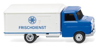 Tiefkühlwagen (Opel Blitz)-FRISCHDIENST