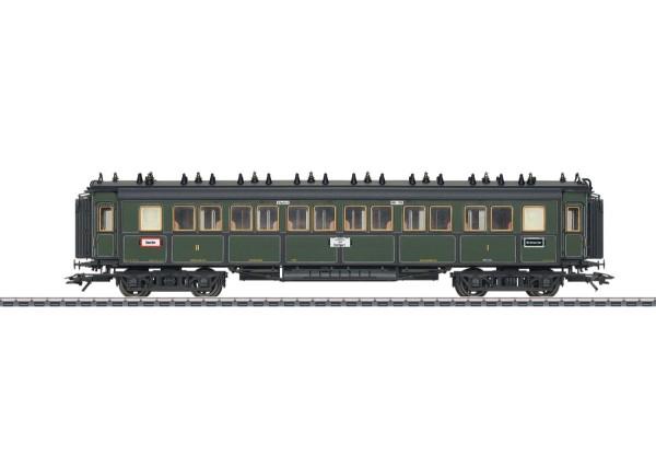 Schnellzugwagen 1./2.KlasseK.Bay