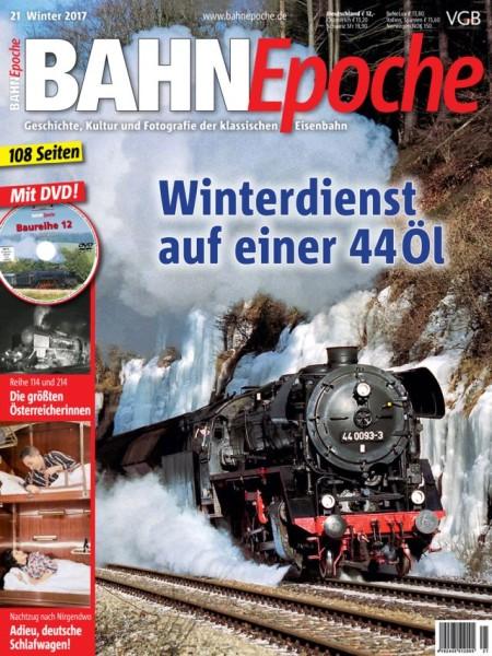 BahnEpoche 1/2017 - Ausgabe 21
