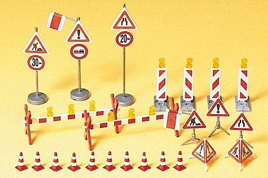 Ausstattungselemente Verkehrssicherheit