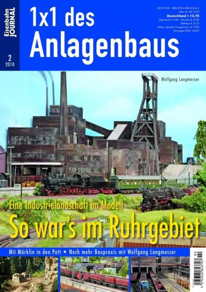 1x1d. Anlagenbau: So war´s im Ruhrgebiet