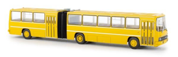 Ikarus 280.03, dunkelgelb, Überland-Bus