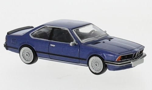 BMW 635i, metallic-dunkelblau, 1977