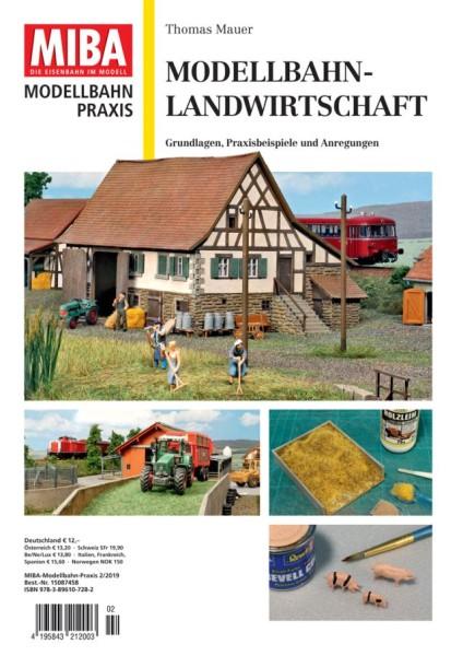 MB-Praxis: Modellbahn-Landwirtschaft