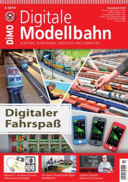 Digitale Modellbahn: Digitaler Fahrspaß
