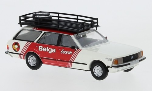Ford Granada II Turnier, Belga Team