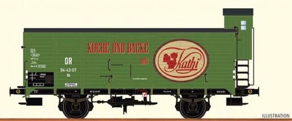 H0-Güterwagen Gh DR, Ep.III Kathi
